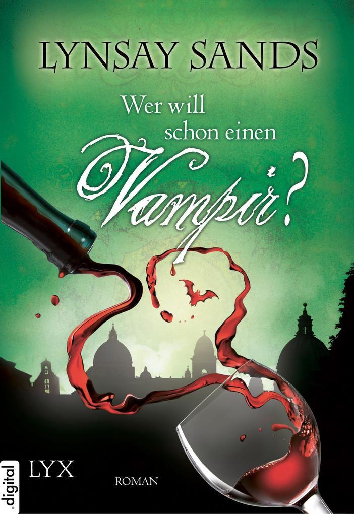 Wer will schon einen Vampir? als eBook