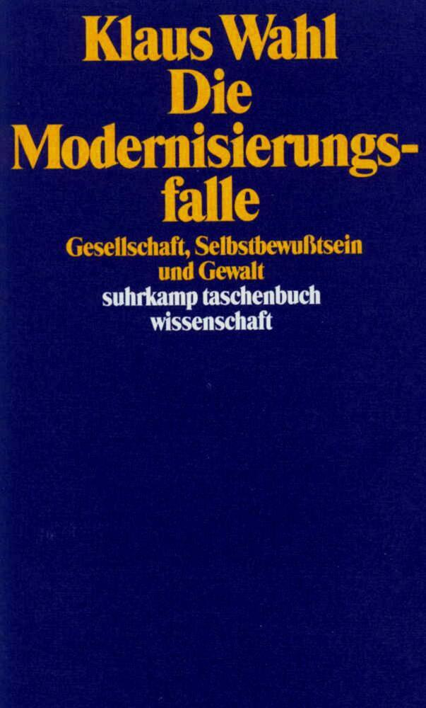 Die Modernisierungsfalle als Taschenbuch