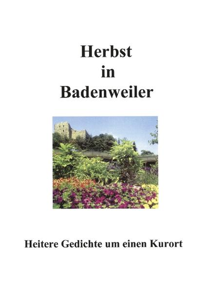 Herbst in Badenweiler als Buch
