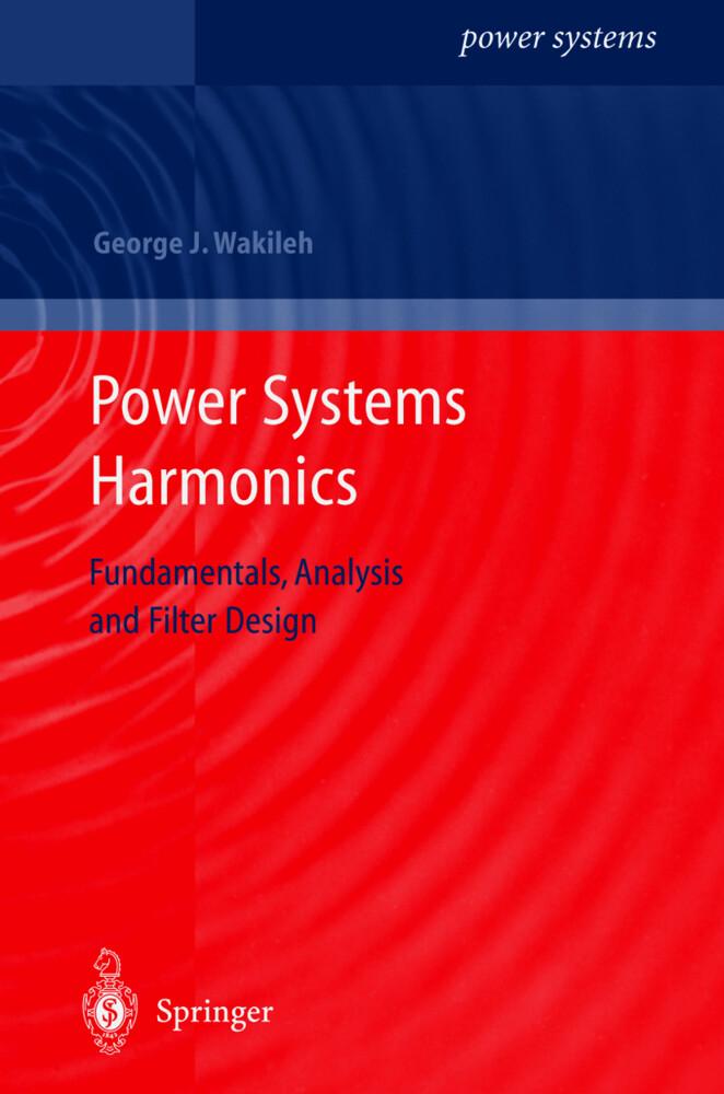 Power Systems Harmonics als Buch