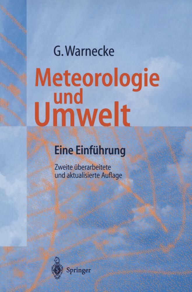 Meteorologie und Umwelt als Buch