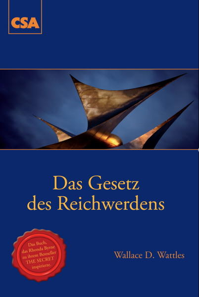 Das Gesetz des Reichwerdens als Buch