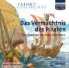 CD WISSEN Junior - TATORT GESCHICHTE - Das Vermächtnis des Piraten