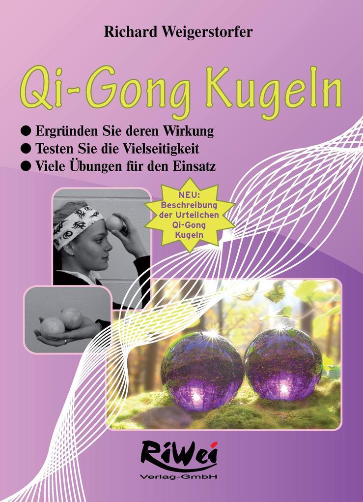 Qi-Gong Kugeln als Buch