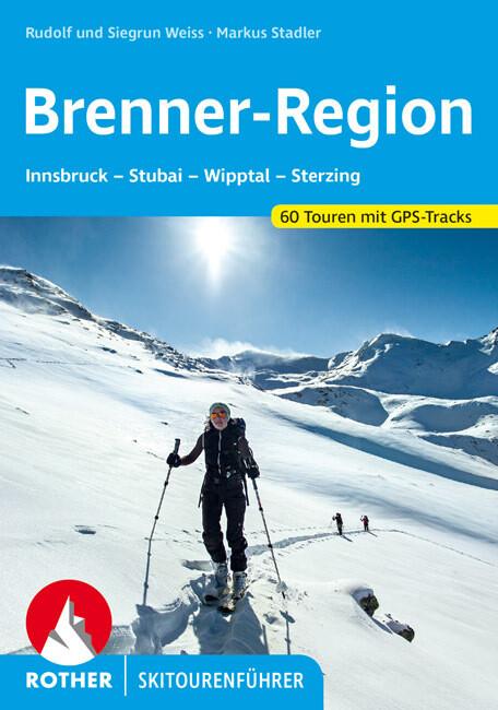 Brenner-Region. Skiführer als Buch