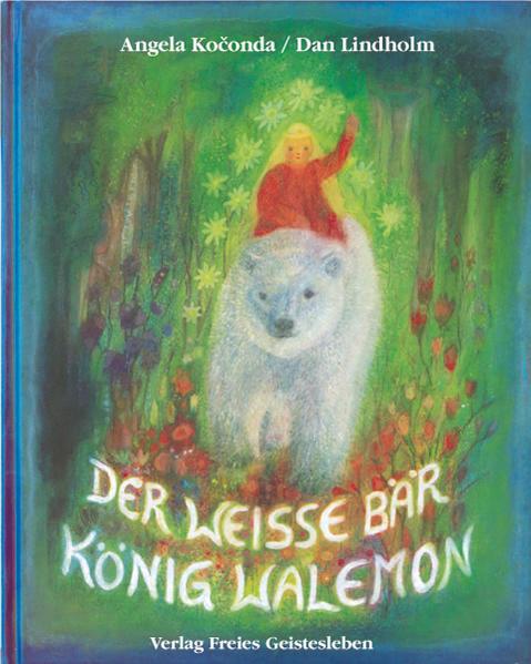 Der weisse Bär König Walemon als Buch