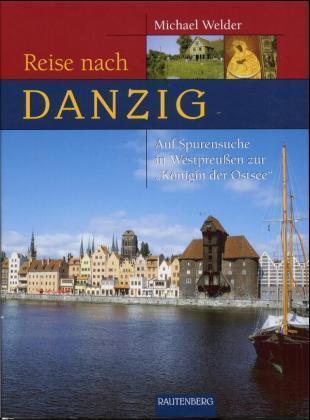 Reise nach Danzig als Buch