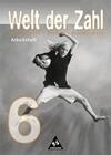 Die Welt der Zahl 6. Arbeitsheft. Grundschule. Berlin