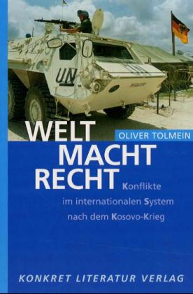Welt Macht Recht als Buch