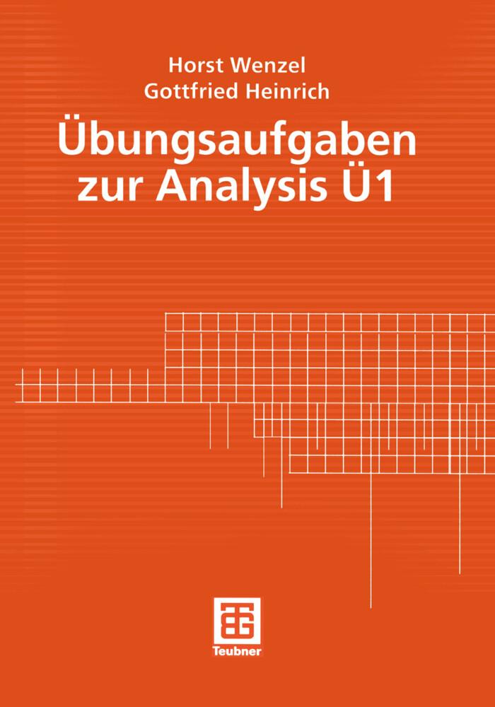 Übungsaufgaben zur Analysis Ü 1 als Buch
