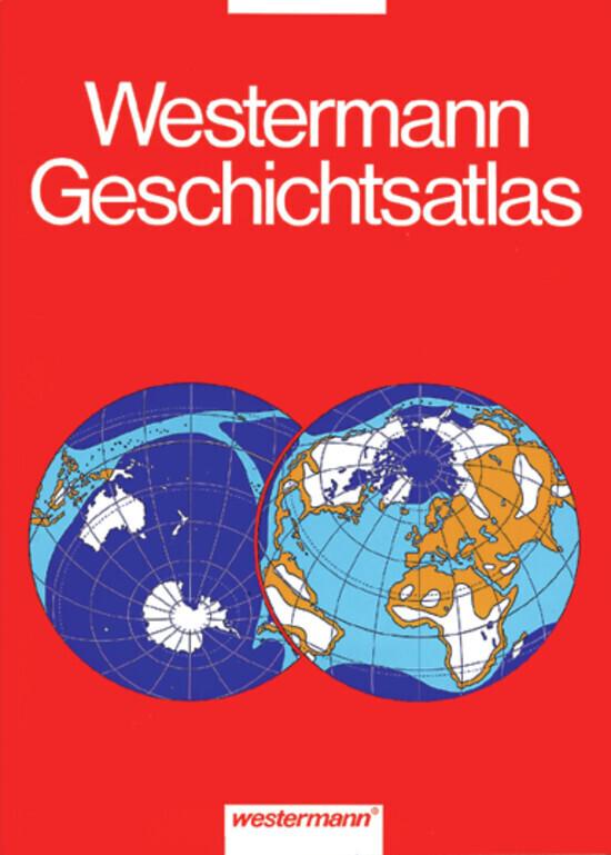 Westermann Geschichtsatlas als Buch