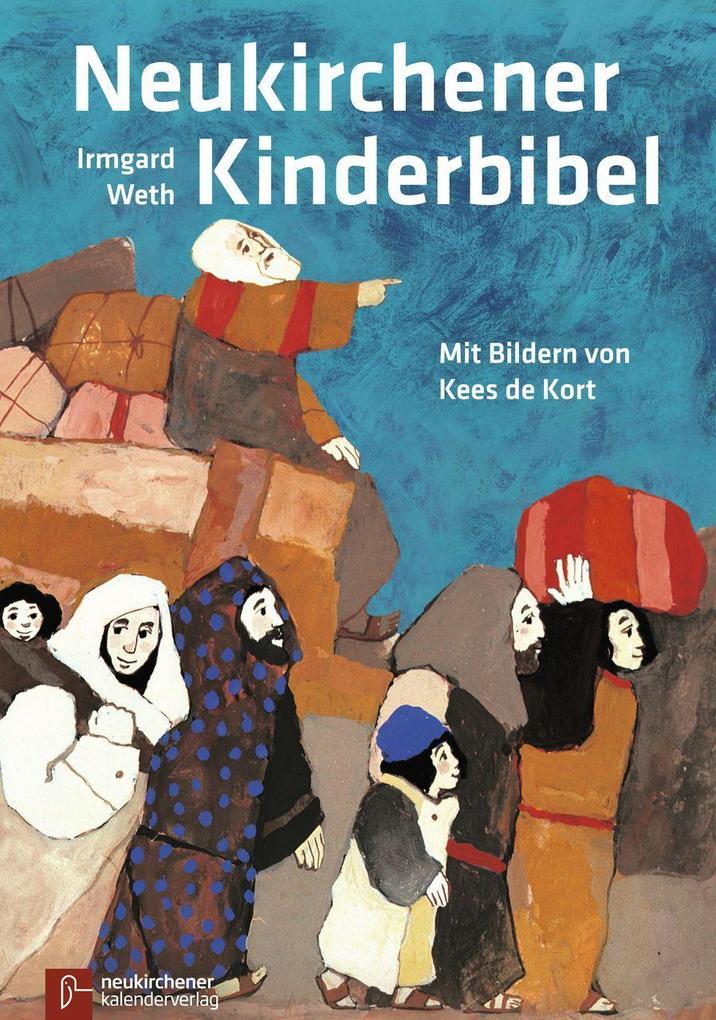 Neukirchener Kinder-Bibel als Buch