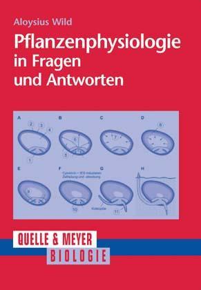 Pflanzenphysiologie in Fragen und Antworten als Buch