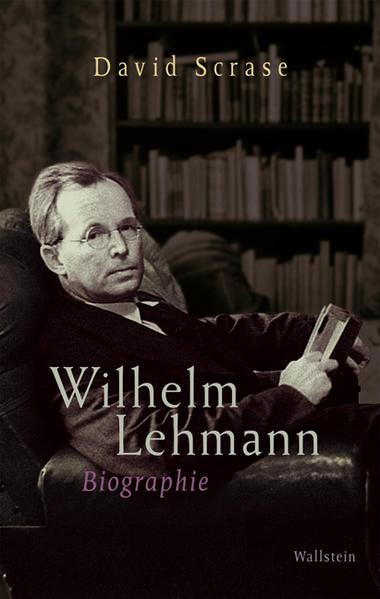 Wilhelm Lehmann als Buch