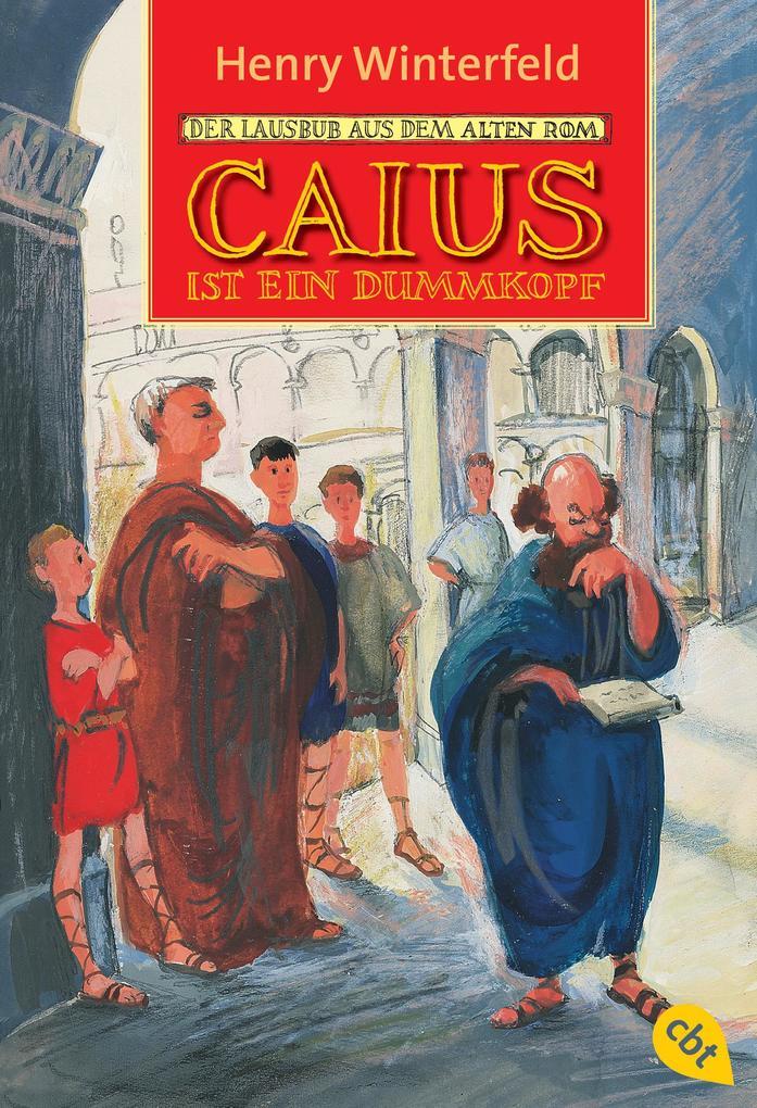 Caius ist ein Dummkopf als Taschenbuch