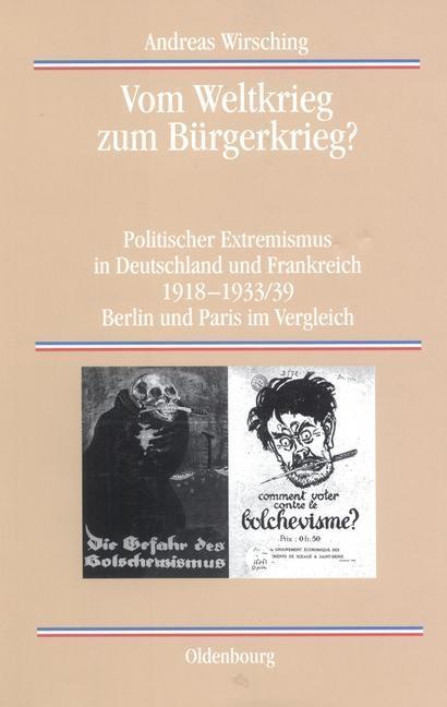 Vom Weltkrieg zum Bürgerkrieg? als Buch
