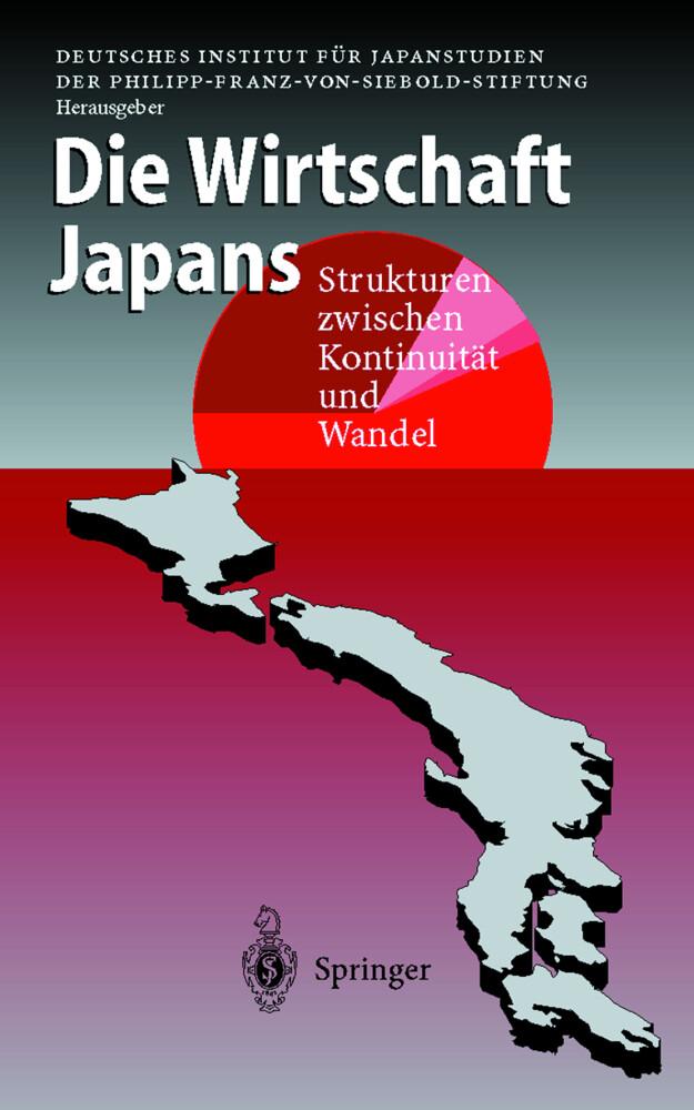 Die Wirtschaft Japans als Buch