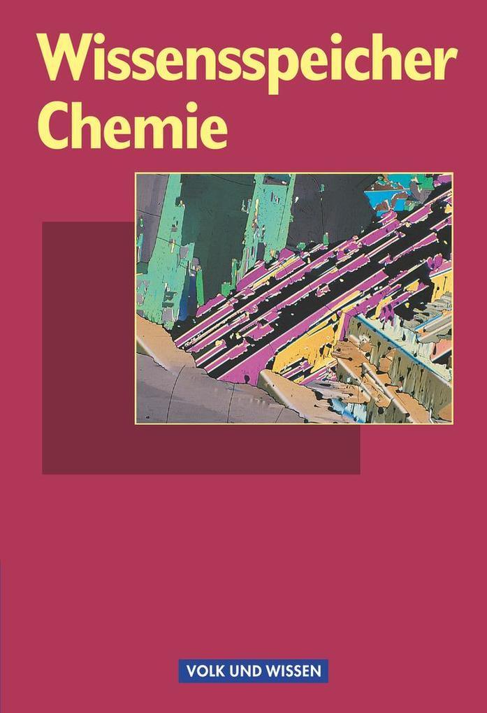 Wissensspeicher Chemie. RSR als Buch
