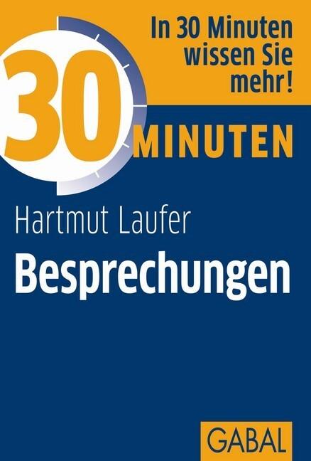 30 Minuten Besprechungen als Buch