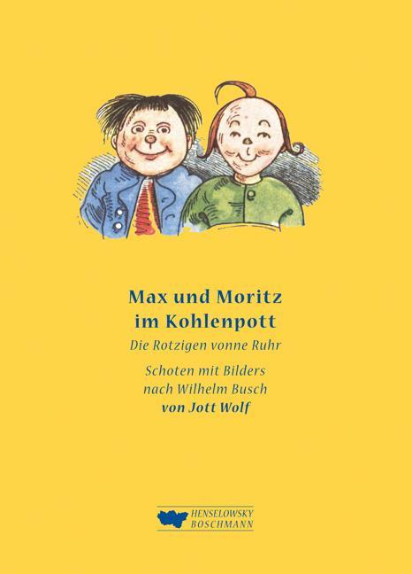 Max und Moritz im Kohlenpott als Buch