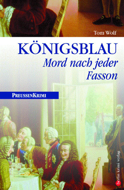 Königsblau als Buch