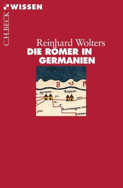 Die Römer in Germanien als Taschenbuch