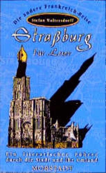 Straßburg für Leser als Buch