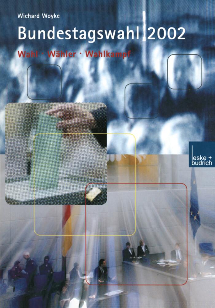 Bundestagswahl 2002 als Buch
