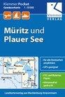 Müritz und Plauer See 1 : 50 000 Gewässerkarte