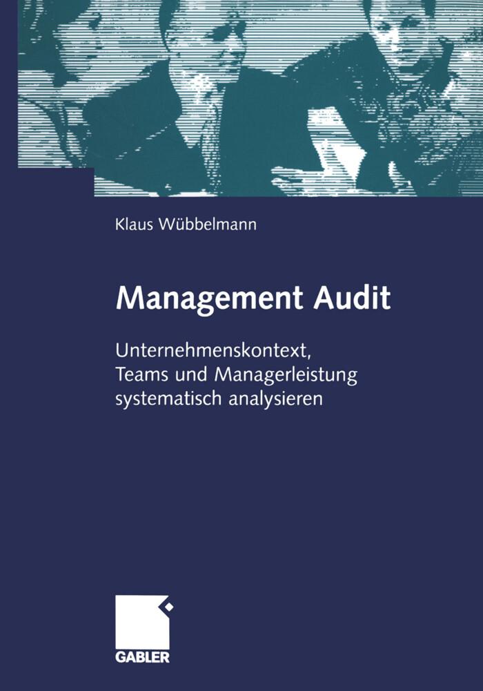 Management Audit als Buch