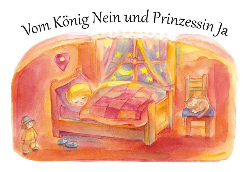 Vom König Nein und Prinzessin Ja als Buch
