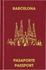 Libreta Passport Barcelona 10x15