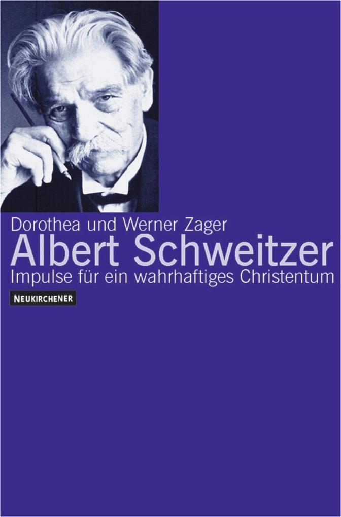 Albert Schweitzer als Buch