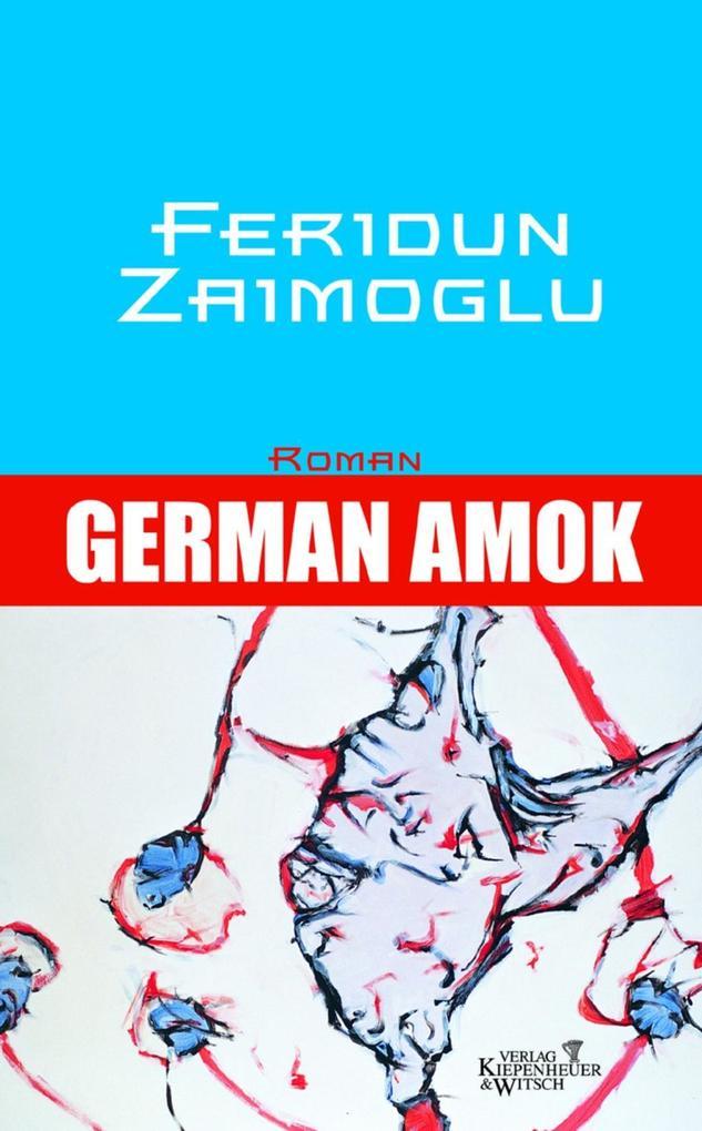 German Amok als Buch