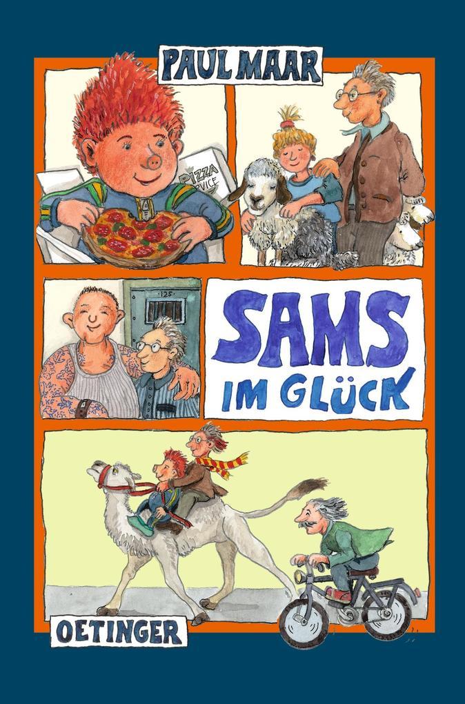 Sams im Glück als Buch