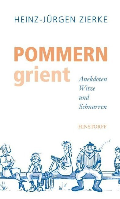 Pommern grient als Buch