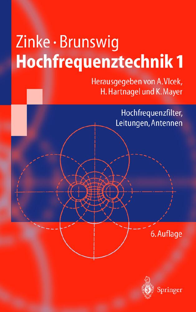 Hochfrequenztechnik 1 als Buch