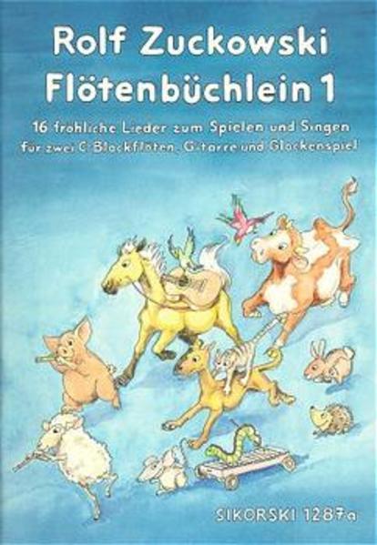 Flötenbüchlein 1 als Buch
