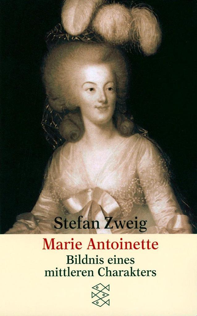 Marie Antoinette als Taschenbuch