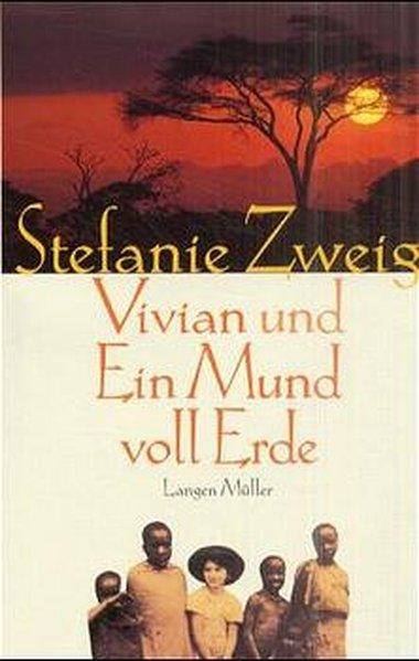 Vivian und ein Mund voll Erde als Buch