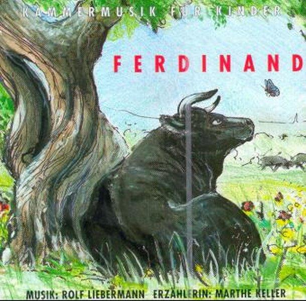Ferdinand. CD als Hörbuch