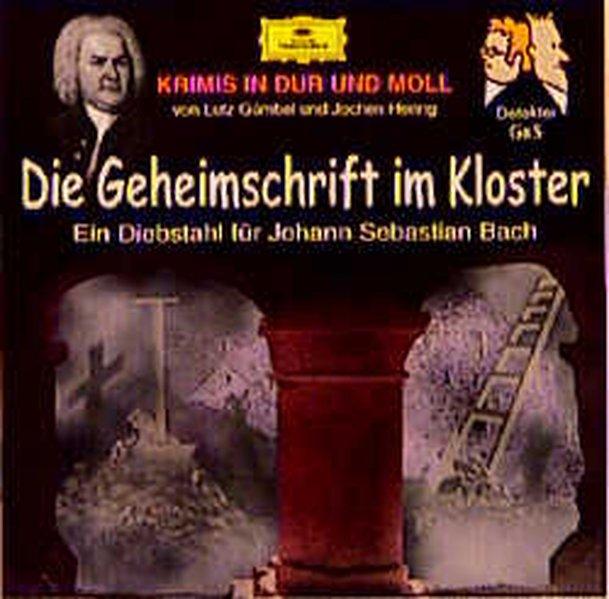 Die Geheimschrift im Kloster. CD als Hörbuch