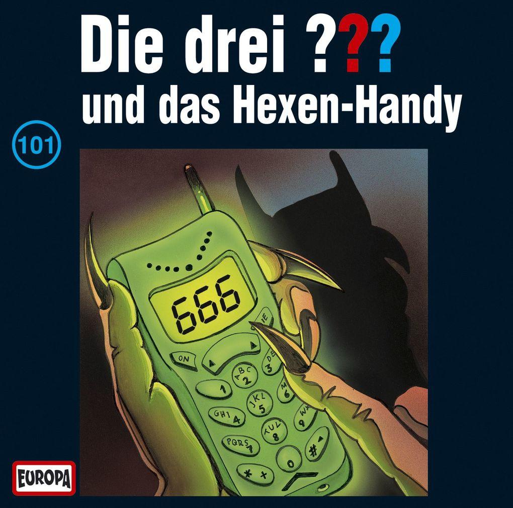 Die drei ??? 101. Hexenhandy (drei Fragezeichen) CD als Hörbuch