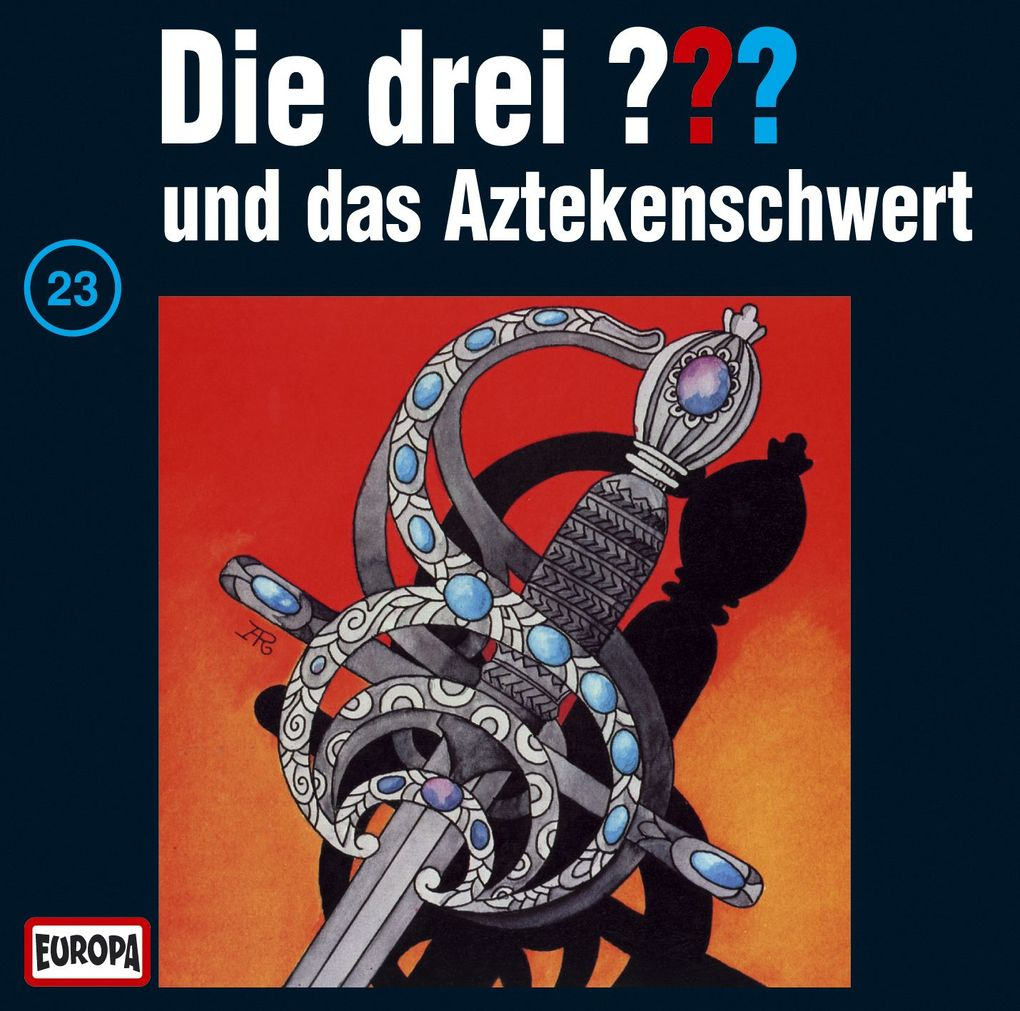 Die drei ??? 023 und das Aztekenschwert (drei Fragezeichen) CD als Hörbuch