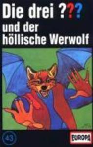 043/und der höllische Werwolf als CD