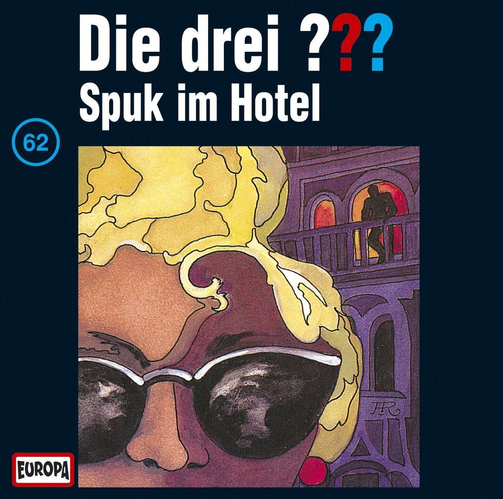 Die drei ??? 062. Spuk im Hotel (drei Fragezeichen) CD als Hörbuch