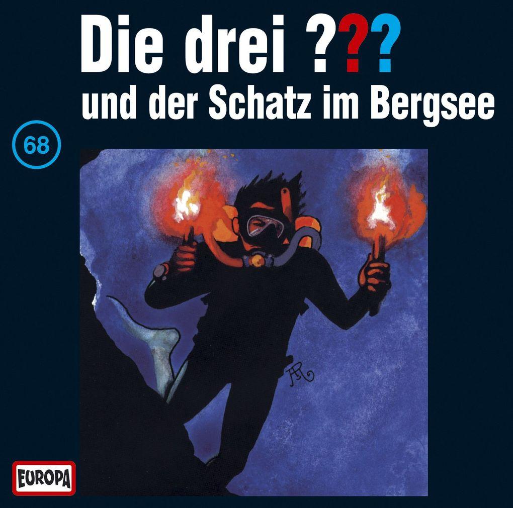 068/und der Schatz im Bergsee als Hörbuch