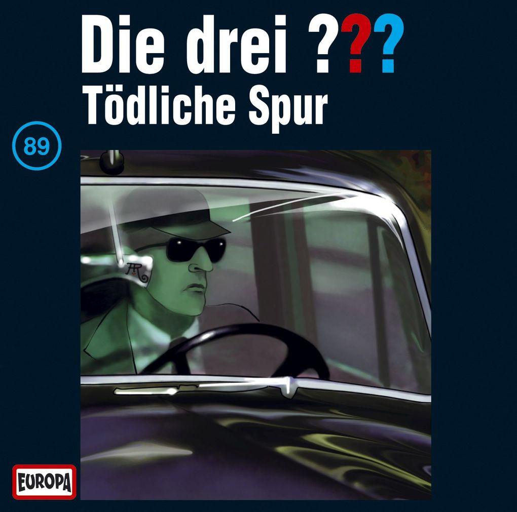 Die drei ??? 089. Tödliche Spur (drei Fragezeichen) CD als Hörbuch