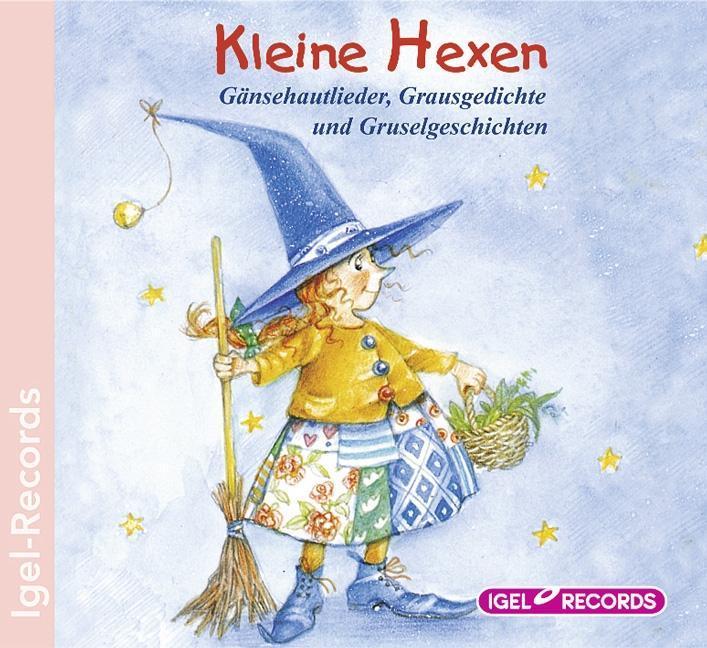 Kleine Hexen. CD als Hörbuch