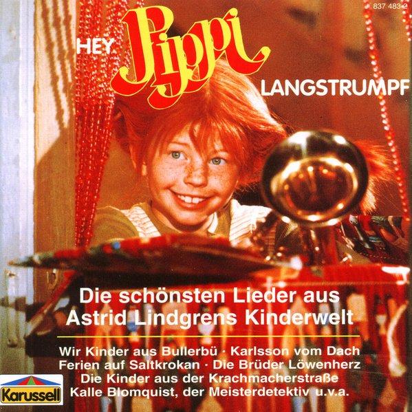 Hey Pippi Langstrumpf. CD als Hörbuch